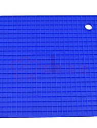 Χαμηλού Κόστους -Σύγχρονο Silica Gel Τετράγωνο Σουπλά Μονόχρωμο Επιτραπέζια διακοσμητικά
