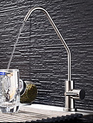 cheap -Kitchen faucet - Single Handle One Hole Stainless Steel Standard Spout Other Ordinary Kitchen Taps