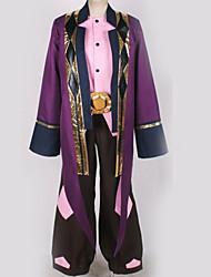 Недорогие -Вдохновлен Косплей Косплей Аниме Косплэй костюмы Японский Косплей Костюмы Особый дизайн Пальто / Блузка / Кофты Назначение Муж. / Жен.