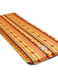 Недорогие -Надувной матрас Пикник Одеяло на открытом воздухе Все сезоны Компактность Пригодно для носки Полностью водонепроницаемый губка Походы Альпинизм Пикник