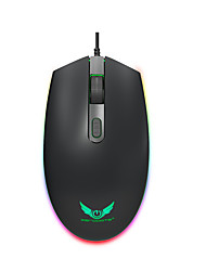 Недорогие -OEM Проводной USB Gaming Mouse / Управление мышью S900 ключи LED подсветка 3 Регулируемые уровни DPI 3 программируемые клавиши 1600 dpi
