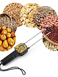 Недорогие -цифровой влагомер зерна гигрометр использовать для кукурузы, пшеницы, риса, бобов, арахиса, зерна измерения влажности влажности тестер
