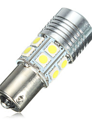Недорогие -1 шт. BA15S (1156) Автомобиль Лампы SMD 5050 13 HID ксеноны / Светодиодная лампа Задний свет / Фонари заднего хода (резервные) Назначение Универсальный Все года