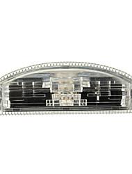 Недорогие -1 шт. Автомобиль Лампы Галогенная лампа Подсветка для номерного знака Назначение Renault 2001 / 2002 / 2003