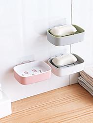 Недорогие -ПВХ Прямоугольная Творчество / Новый дизайн / обожаемый Главная организация, 1шт Коробки для хранения / Единицы хранения / Наборы для ванной комнаты