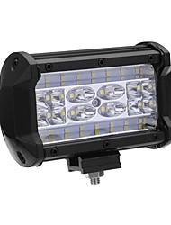 Χαμηλού Κόστους -1 Τεμάχιο Σύνδεση καλωδίων Αυτοκίνητο Λάμπες 84 W 7000 lm 28 LED Φως Εργασίας Για Jeep Όλες οι χρονιές