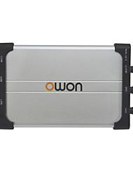 Недорогие -OWON OWON VDS Series PC Oscilloscope 100MHz dual channels VDS3102 инструмент / Тестер USB / Осциллограф 100MHz Легкий вес / Удобный / Измерительный прибор