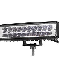 Χαμηλού Κόστους -1 Τεμάχιο Αυτοκίνητο Λάμπες 50 W 6000 lm 20 LED Φως Εργασίας Για Όλες οι χρονιές