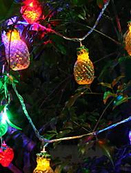 povoljno -5m Žice sa svjetlima 20 LED diode Više boja Ukrasno 5 V 1set