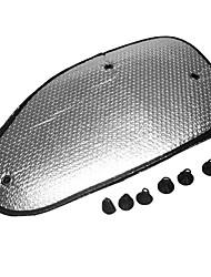 Недорогие -отражательное боковое стекло автомобиля алюминиевая фольга ветрозащитный щиток защита от солнца солнцезащитный блок
