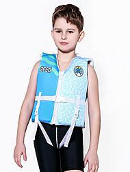 Недорогие -ZCCO Спасательный жилет Легкость Быстровысыхающий Неопрен Вспенивающийся полиэтилен Плавание Парусное судно Рафтинг Спасательный жилет для Дети