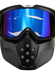 levne -Modulární Dospělí Unisex Moto přilba Anti-Wind / Snadné oblékání