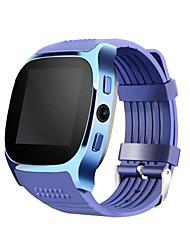 Недорогие -Для пары Спортивные часы Кварцевый Стеганная ПУ кожа Черный / Белый / Синий Пульт управления Цифровой На каждый день Мода - Белый Черный Синий