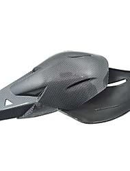 Недорогие -качество углеродного волокна мотоцикл скутер грязи велосипед рука защитная ручка протектор