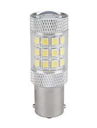 baratos -1 Peça 1156 Carro Lâmpadas 4.8 W SMD 2835 650 lm 36 LED Luz Anti Neblina / Luz Diurna / Lâmpada de Farol Para Todos os Anos