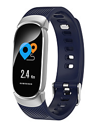 Недорогие -BoZhuo TF5 Женский Умный браслет Android iOS Bluetooth Водонепроницаемый Пульсомер Измерение кровяного давления Израсходовано калорий Информация / Датчик для отслеживания сна / Найти мое устройство
