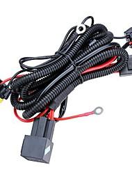 Недорогие -Автомобиль спрятал ксеноновую лампу 9005/9006 лампы усилить сопротивление жгута проводов м