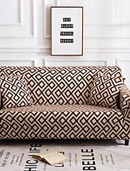 billiga -Sofföverdrag Geometrisk / Tryck Färgat garn / Tryckt Polyester överdrag