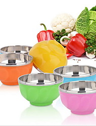 cheap -32-Piece Dining Bowl Dinnerware Stainless Steel / Iron PP Creative