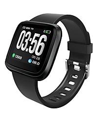 billige -KUPENG H108 Smart armbånd Android iOS Bluetooth Smart Sport Vanntett Pulsmåler Stopur Pedometer Samtalepåminnelse Søvnmonitor Stillesittende sittende Påminnelse