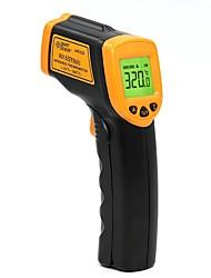 ieftine -AR320 Portabil / Multifuncțional Termometre pe infrarosii -32-380℃ Pentru Birou și Catedră, Stingere Automată, Ecranul LCD de fundal