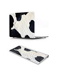 """Недорогие -MacBook Case with Protectors Животное ПВХ для MacBook 12'' / Новый MacBook Pro 15"""" / New MacBook Air 13"""" 2018"""