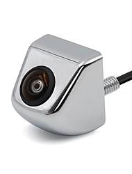 Недорогие -водонепроницаемая камера заднего вида ночного видения универсальная автомобильная камера заднего вида обратная парковка передняя камера с 4 контактами