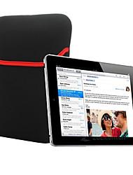 Недорогие -Спандекс вертикальный водонепроницаемый чехол для ноутбука защищает сумку карман совместим с 11-17 дюймов MacBook Pro MacBook Air