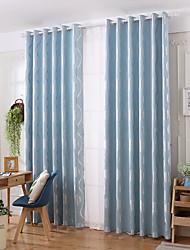 preiswerte -Moderne Privatsphäre Ein Panel Vorhang Wohnzimmer   Curtains