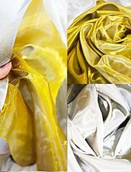 economico -Tulle Tinta unita Anelastico 140 cm larghezza tessuto per Nuziale venduto di il metro