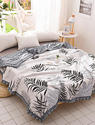 baratos -Confortável - 1 Cobertura de Cama Verão Algodão Xadrez / Quadrados / Geométrica / Cores Variadas