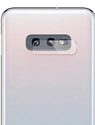 Недорогие -Samsung GalaxyScreen ProtectorGalaxy S10 E HD Протектор объектива камеры 1 ед. Закаленное стекло