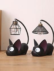 Недорогие -кот ночник artpad миядзаки хаяо кики служба доставки новинка свет ребенок ребенок мальчик девочка спальня светильники