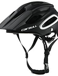Недорогие -CAIRBULL Взрослые Мотоциклетный шлем BMX Шлем 18 Вентиляционные клапаны Формованный с цельной оболочкой Легкий вес Сетка от насекомых ESP+PC ПК Виды спорта