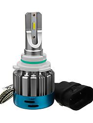 Недорогие -2pcs H13 / H7 / H4 Автомобиль Лампы 30 W COB 3000 lm 2 Светодиодная лампа Налобный фонарь Назначение Универсальный / Volkswagen / Toyota Все года