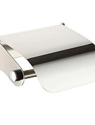abordables -Barre porte-serviette Design nouveau / Cool Moderne Acier Inoxydable 1pc Montage mural