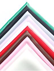 Недорогие -Сатин / атлас Однотонный Неэластичный 150 cm ширина ткань для Особые случаи продано посредством метр
