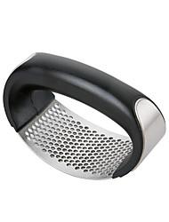 Недорогие -handheld чеснок Щелкунчика чесноков давления нержавеющей стали для помятых инструментов кухни