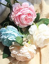 """Недорогие -Свадебные цветы Искусственные цветы Свадьба / Для праздника / вечеринки Ткань 11,02""""(около 28см)"""