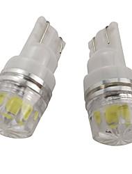 Недорогие -OTOLAMPARA 2pcs W5W Автомобиль Лампы 2 W COB 160 lm 1 Светодиодная лампа Подсветка для номерного знака Назначение Nissan / Kia / Hyundai Maxima / Juke / Altima 2019