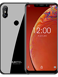"Недорогие -OUKITEL C13 pro 6.18 дюймовый "" 4G смартфоны (2GB + 16Гб 2 mp / 8 mp MediaTek MT6739 3000 mAh mAh)"