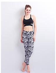 ราคาถูก -ชุดกีฬา Outfits / Yoga สำหรับผู้หญิง การฝึกอบรม / Performance ชุดชั้นในแบบChinlon ข้อต่อ เสื้อไม่มีแขน สูง Top / กางเกง