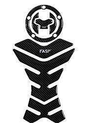 Недорогие -Спорт Наклейки для крышки топливного бака Текст / Количество Стикеры