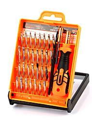 Недорогие -jakemy jm-8101 33 in1 многофункциональный набор прецизионных отверток мини-электронная отвертка биты набор инструментов для ремонта
