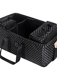 저렴한 -나일론 기저귀 가방 패턴 / 프린트 화이트 / 블랙
