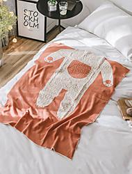 Χαμηλού Κόστους -Πολύ λειτουργικές κουβέρτες, Κινούμενα σχέδια Βαμβάκι Θερμαντικό Comfy Εξαιρετικά μαλακό κουβέρτες