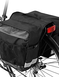 Недорогие -ROSWHEEL 30 L Сумка на багажник велосипеда / Сумка на бока багажника велосипеда Сумки на багажник велосипеда Водонепроницаемость Дожденепроницаемый Компактный Велосумка/бардачок Полиэстер