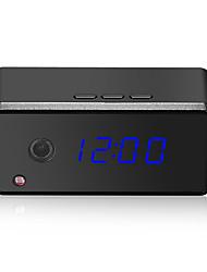 Недорогие -HQCAM 720P camhi APP 25fps Wireless Camera onvif FTP For Apartments IR Alarm Maximum support 32G TF+2pcs 14500 battery 1 mp IP-камера Крытый Поддержка 0 GB / КМОП / Беспроводное / 60 / iPhone OS