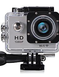 Недорогие -1080p HD Автомобильный видеорегистратор 170° Широкий угол 1.5 дюймовый LCD Капюшон с Водонепроницаемый Автомобильный рекордер