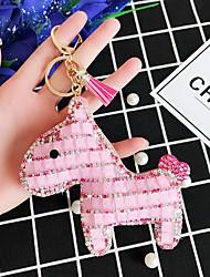 economico -Cavallo / Creativo Bomboniere Portachiavi Cristallo Tastiere RFID - 1 pcs